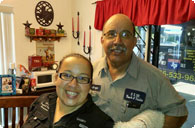 Gabby And Jorge At US 281 Truck And Trailer Services LLC